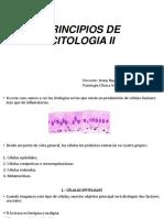 PRINCIPIOS DE CITOLOGIA II