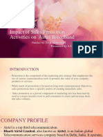 Impact of Sales Promotion Activities on  Airtel Broadband.pptx