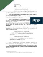 adverse claim (ebio)