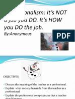 my presentation in prof. ED