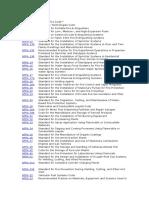 List NFPA Code & Standard.doc