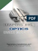 Scope Manual Leapers UTG 6-24X50 SCP3-1428CRWQ