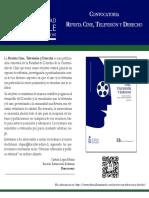 Revista Cine, Televisión y Derecho