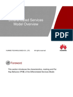 HC12011B011 Differentiated Services Model Overview