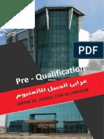 Grabi Al Jubail profile