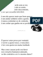 Amor é fogo_Camões_Análise.ppt
