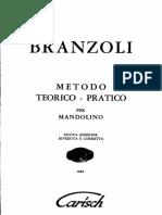 Branzoli metodo per mandolino