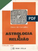 (Coleção Eixo) Olavo de Carvalho-Astrologia e Religião-Nova Stella (1986).pdf