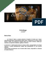 Catalogo Arpe Celtiche e Antiche BardicStrings