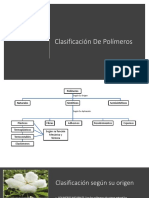 Clase Clasificacíon de Polimeros.pptx