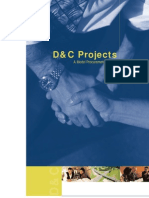 D and C Projects a Model Procurement Process