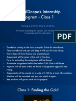 Class 1 PPT