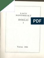 Laco Novomeský, Kompletné dielo, časť I.