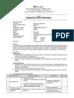 090109258 (ARQ. PERUANA I)
