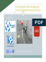 Presentacion Elena Gonzalez -normativa subacuaticos.