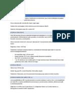 Resumen Pediatría medicina