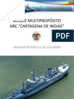 ARC CARTAGENA DE INDIAS  CARACTERISTICAS.pptx