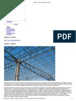 STEEL I JOIST _ Arquitectura en acero