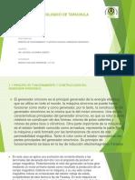 MAQUINAS ELECTRICAS - GENERADOR SINCRONO.pptx