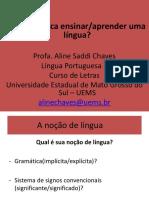 aprender uma língua.pptx