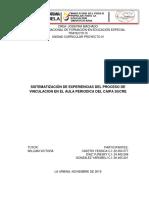 Informe Sintematización de Experiencias CAIPA (Modificado)