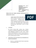 contestacion de demanda y reconvencion - copia - copia