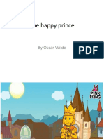 the happy prince in power point