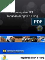 Registrasi e-Filing