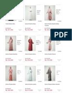 Katalog Elzatta Hijab Terbaru 2018