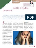 Gestión del Cambio_modelo Kübler- Ross