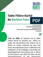 Filiere Karité au Burkina