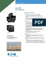 Eaton-5E-datasheet-PT