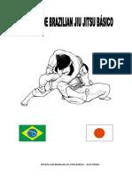 Apostila de Brazilian Jiu Jitsu