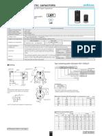 Capacitor 4700uF
