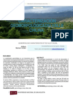 geomorfologia del Valle Chilina_Wilbert_Mamani_Hañari