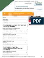 Memoire Online - Contribution de l'audit interne dans la réalisation des objectifs de l'entreprise - Ulrich YAPI