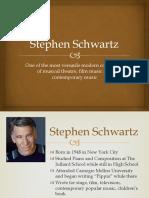 Stephen Schwartz.pptx