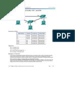 Lab - 2.1.4.5 Configure Extended VLANs, VTP, And DTP