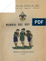 manual de boy scaut