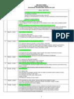 Rancangan Tahunan KIMIA F4 2020 -