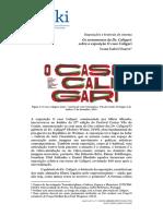 Sobre o caso Caligari
