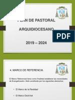 PLAN PASTORAL 2019-2024