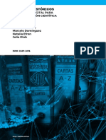 Archivos historicos en formato digital para la investigacion cientifica
