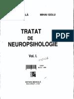 Leon Danaila & Mihai Golu - Tratat de Neuropsihologie Vol. 01