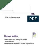 1.0 Islamic Mgmt