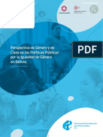 Estudio sobre mujeres y magisterios, sindicalismo y estado