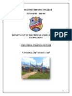 INDUSTRIAL TRAINING REPORT 2K18