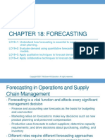 DEmand forecasting with numerical