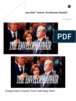 """Bush Funeral """"Envelope Affair"""" Solved_ The Mexican Standoff Inside the Beltway"""