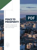 Peace to Prosperity